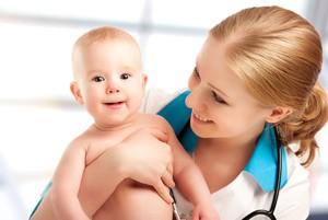 doctor pediatric
