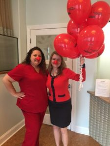 red nose 1