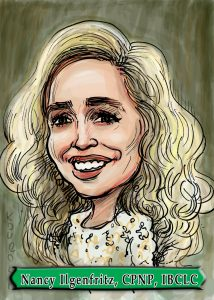 Nancy_Headshot caricature