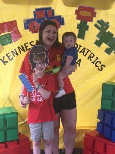 BS19 Alexa and kids photobooth