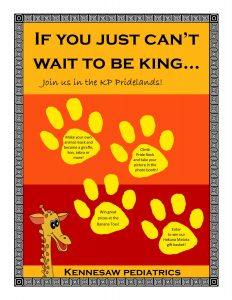 Lion King poster for FB