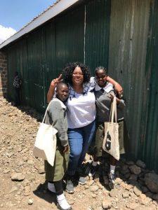 Kenya WS girls