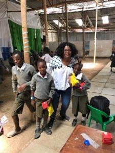 Kenya WS kids