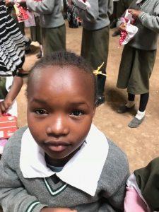Kenya girl